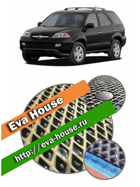Автоковрики для Acura RDX (2006-2009)