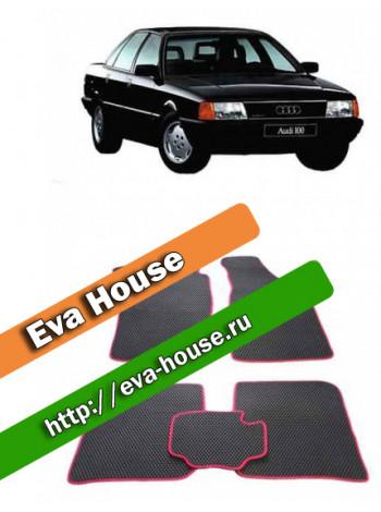 Автоковрики ЭВА для Audi 100 (C3, Typ 44; 1982-1991)