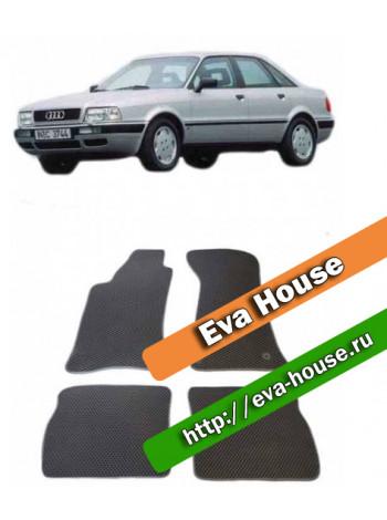 Автоковрики ЭВА для Audi 80 (B4; 1991-1996)
