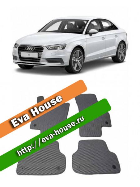 Автоковрики для Audi A3 (Typ 8V; седан 2012-н.в.)