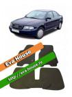 Автоковрики ЭВА для Audi A4 (8D, B5; 1995-2001)