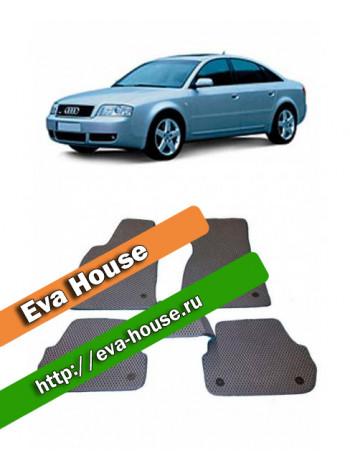 Автоковрики ЭВА для Audi A6 (C5, 4B; 1997-2004)