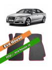 Автоковрики ЭВА для Audi A6 (C6, 4F; 2004-2011)