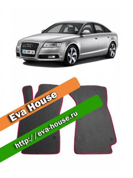 Автоковрики для Audi A6 (C6, 4F; 2004-2011)