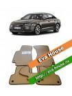 Автоковрики ЭВА для Audi A6 (C7; 2011-н.в)