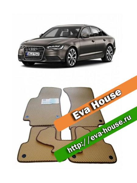 Автоковрики для Audi A6 (C7; 2011-н.в)