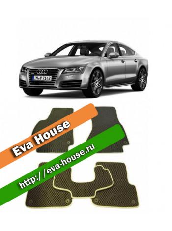 Автоковрики ЭВА для Audi A7 (4G; 2010-н.в)