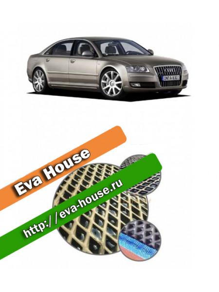 Автоковрики для Audi A8 Long (D3, 4E; 2002-2010)