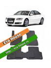 Автоковрики ЭВА для Audi A8 (D3, 4E; 2002-2010)