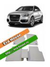 Автоковрики ЭВА для Audi Q3 (2011-н.в.)