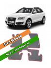 Автоковрики ЭВА для Audi Q5 (8R; 2008-2017)