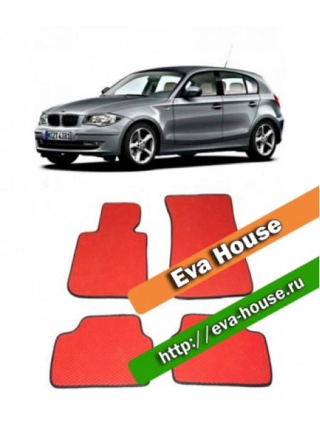 Автоковрики для BMW 1 серии (E87; 2004-2011)