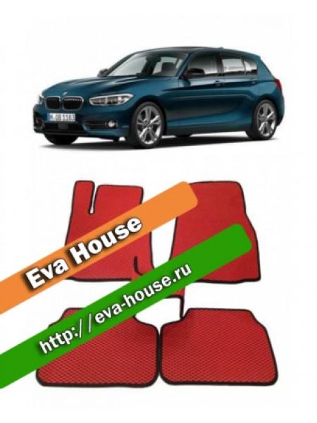 Автоковрики для BMW 1 серии (F20; 2011-н.в.)