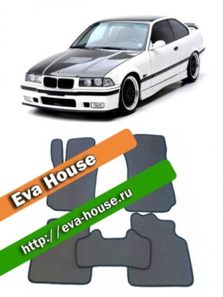 Автоковрики для BMW 3 серии (E36; 1991-1998)