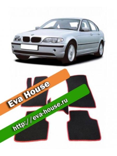 Автоковрики для BMW 3 серии (E46; 1998-2005)