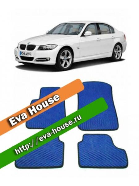 Автоковрики для BMW 3 серии (E90, E91; 2005-2012)