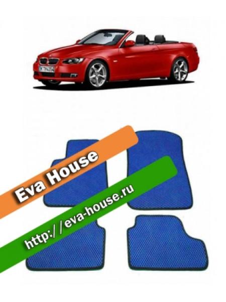 Автоковрики для BMW 3 серии (E93; 2005-2012) Cabriolet