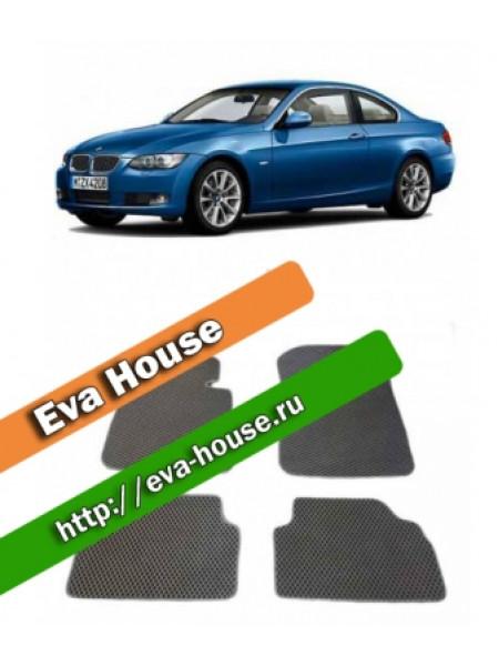 Автоковрики для BMW 3 серии (E92; 2005-2012) Coupe