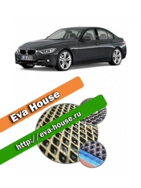 Автоковрики для BMW 3 серии (F30, F31; 2012-н.в.)