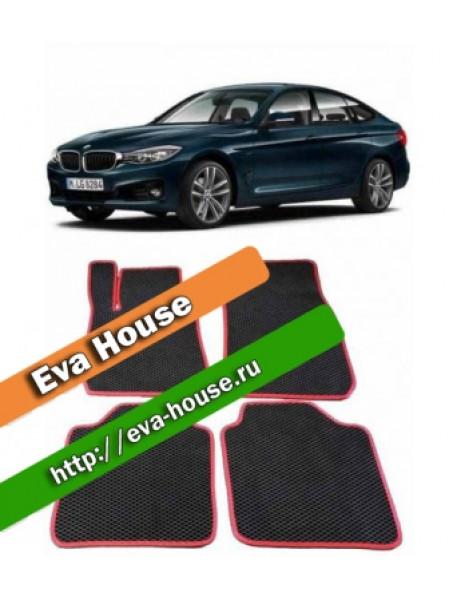 Автоковрики для BMW 3 GT (F34; 2013-н.в.)