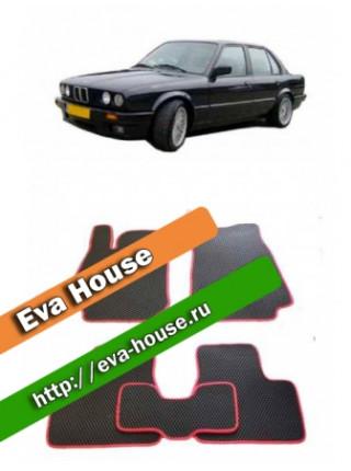 Автоковрики для BMW 3 серии (E30; 1982-1994)