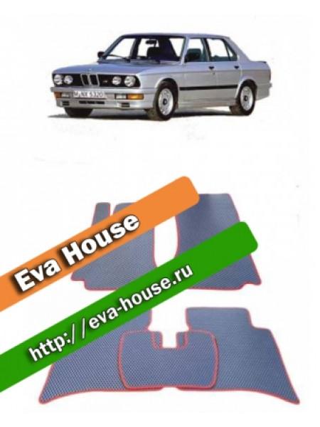 Автоковрики для BMW 5 серии (E28; 1981-1987)
