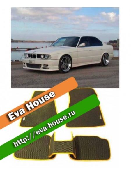 Автоковрики для BMW 5 серии (E34; 1988-1997)