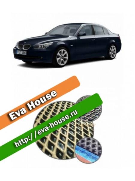 Автоковрики для BMW 5 серии (E60; 2003-2010)