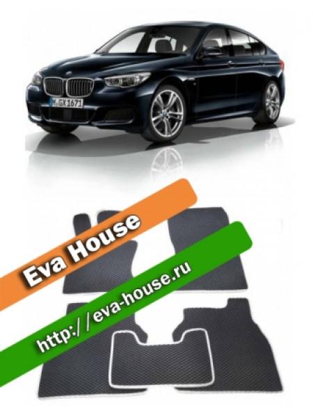 Автоковрики для BMW 5 серии (F07; 2009-2013) Gran Turismo
