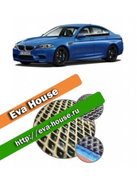 Автоковрики для BMW 5 серии (F10; 2009-н.в.)