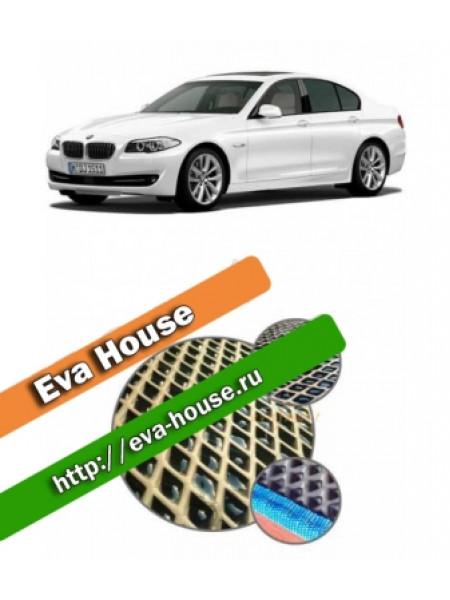 Автоковрики для BMW 5 серии (F10; 2009-н.в.) 4WD