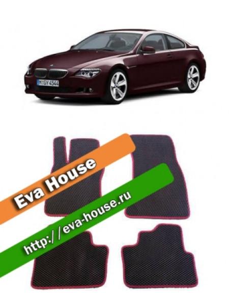 Автоковрики для BMW 6 серии (E63; 2003-2010)