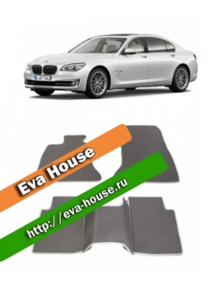 Автоковрики для BMW 7 серии (F01-F04; 2012-2015)