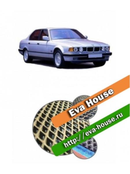 Автоковрики для BMW 7 серии (E32; 1986-1994)