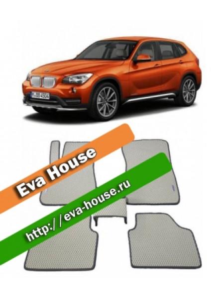Автоковрики для BMW X1 (E84; 2009-н.в.)