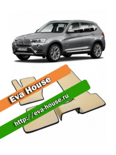 Автоковрики для BMW X3 (E83; 2004-2010)