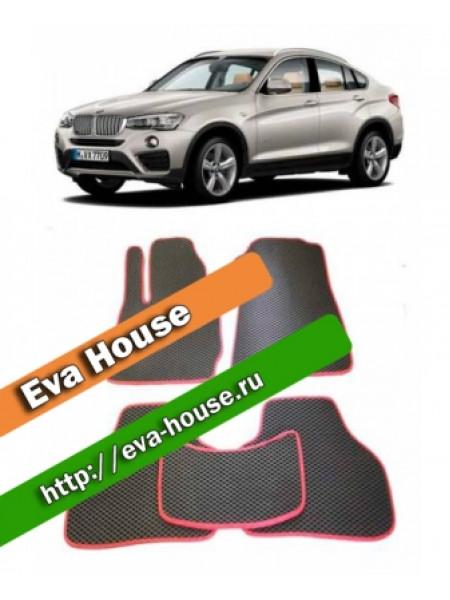 Автоковрики для BMW X4 (F26; 2004-2010)