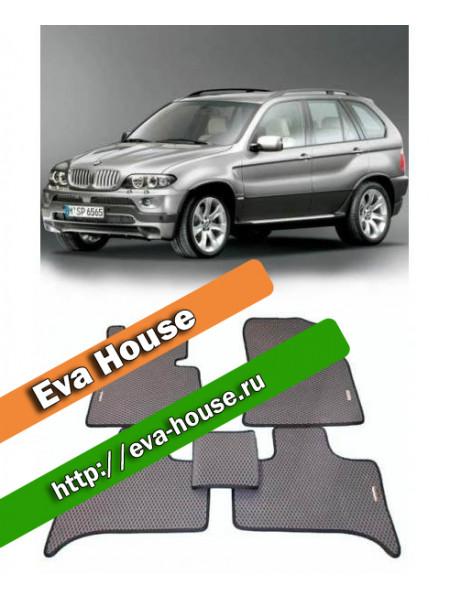 Автоковрики для BMW X5 (E53; 2000-2007)