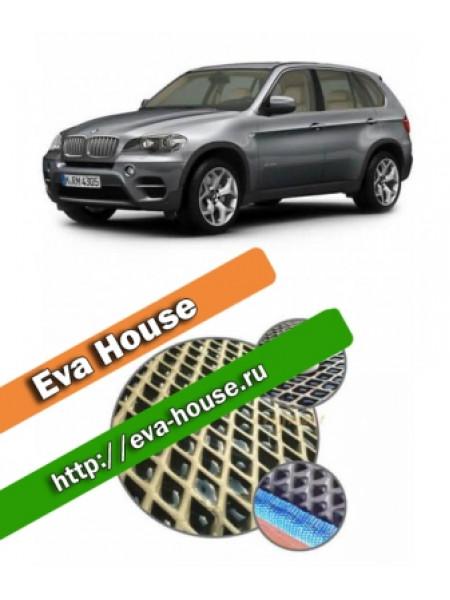 Автоковрики для BMW X5 (E70; 2007-2013)