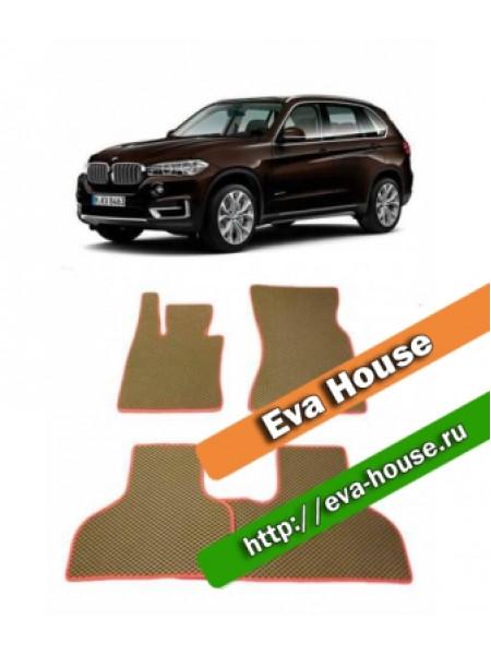 Автоковрики для BMW X5 (F15; 2013-н.в.)