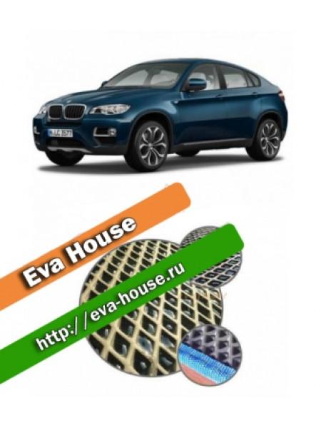 Автоковрики для BMW X6 (E71; 2007-2013)