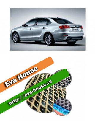 Автоковрики для Brilliance H530 (2011-н.в.)