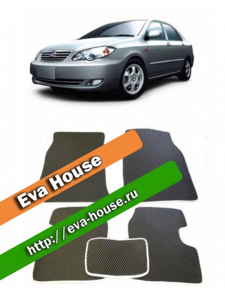 Автоковрики для BYD F3 (2005-н.в.)