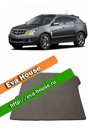 Автоковрики для Cadillac SRX (2010)