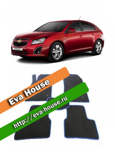 Автоковрики для Chevrolet Cruze (2009-н.в.)