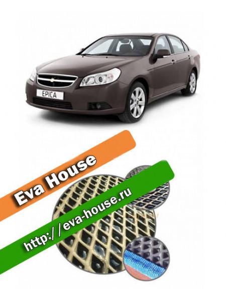 Автоковрики для Chevrolet Epica I (2006-2010)