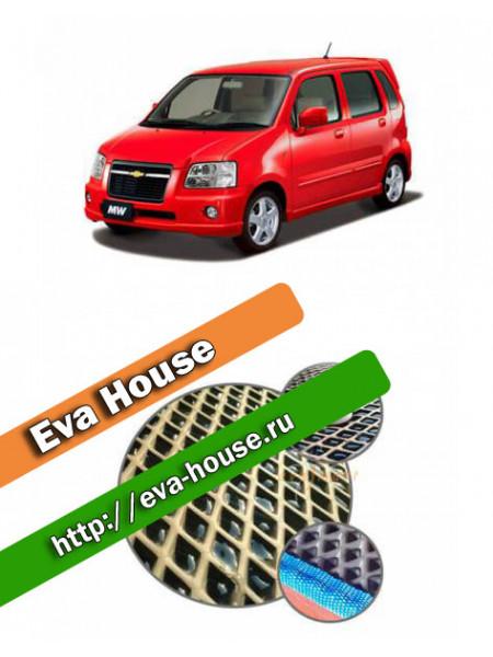 Автоковрики для Chevrolet MW (2001-2010)