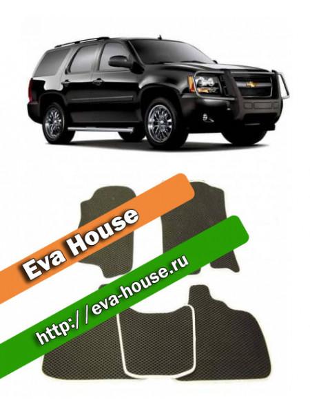 Автоковрики для Chevrolet Tahoe III (GMT900; 2006-2014)