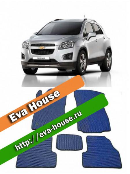 Автоковрики для Chevrolet Tracker (2015-н.в.)