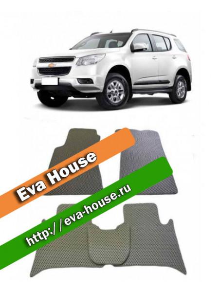 Автоковрики для Chevrolet Trail Blazer (2013-н.в.)